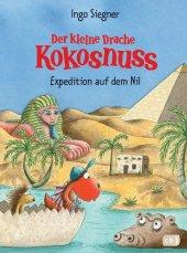 Der kleine Drache Kokosnuss - Expedition auf dem Nil Cover