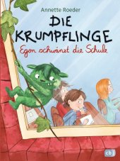 Die Krumpflinge - Egon schwänzt die Schule Cover