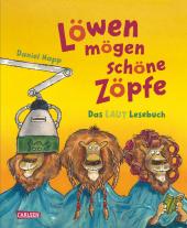 Löwen mögen schöne Zöpfe Cover