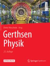 Gerthsen Physik Cover