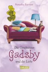 Die Geschwister Gadsby und die Liebe Cover