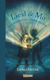 Liesl & Mo und der mächtigste Zauber der Welt Cover