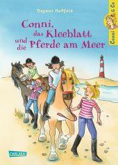 Conni & Co - Conni, das Kleeblatt und die Pferde am Meer Cover
