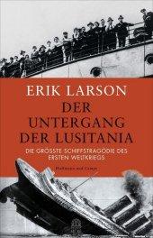 Der Untergang der Lusitania Cover