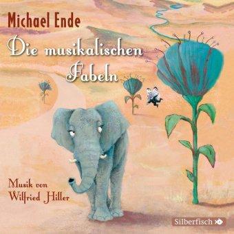 Die musikalischen Fabeln, 2 Audio-CDs