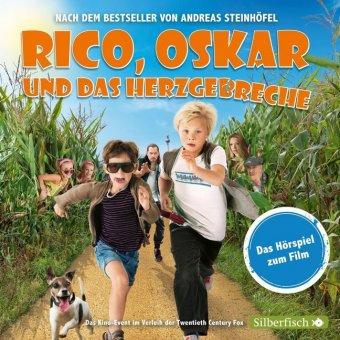 Rico, Oskar und das Herzgebreche, 2 Audio-CDs