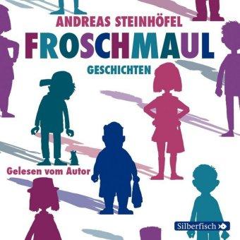 Cover des Mediums: Froschmaul-Geschichten