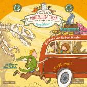 Die Schule der magischen Tiere, Abgefahren!, 2 Audio-CDs Cover