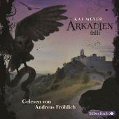 Arkadien fällt, 8 Audio-CDs