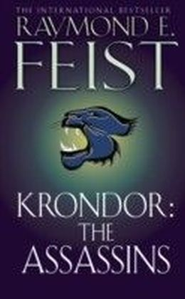 Krondor: The Assassins (The Riftwar Legacy, Book 2)
