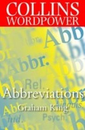 Abbreviations (Collins Word Power)