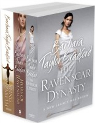Complete Ravenscar Trilogy: The Ravenscar Dynasty, Heirs of Ravenscar, Being Elizabeth