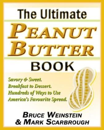 Ultimate Peanut Butter Book