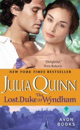 Lost Duke of Wyndham