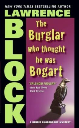 Burglar Who Thought He Was Bogart