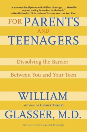 For Parents and Teenagers