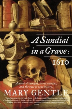 Sundial in a Grave: 1610