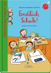Die wilden Schulzwerge - Endlich Schule! Cover
