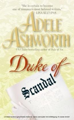 Duke of Scandal