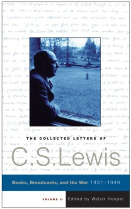 Collected Letters of C.S. Lewis, Volume 2