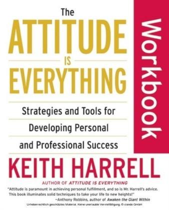 Attitude Is Everything Workbook