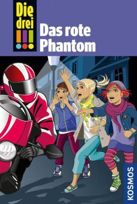 Die drei !!! - Das rote Phantom