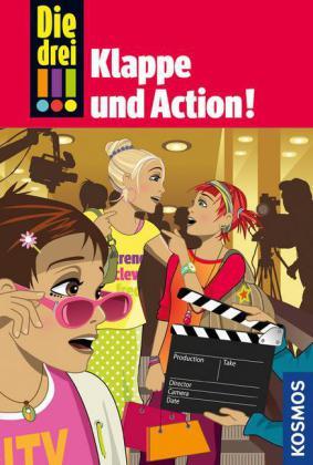 Die drei !!! - Klappe und Action!