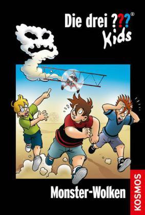 Die drei ???-Kids - Monster-Wolken