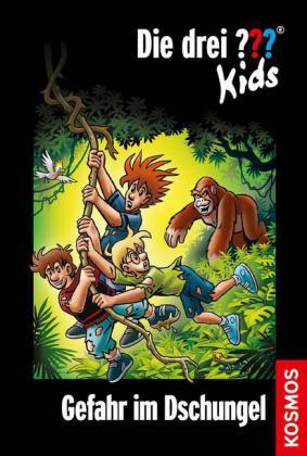 Die drei ???-Kids - Gefahr im Dschungel