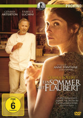 Ein Sommer mit Flaubert, 1 DVD Cover