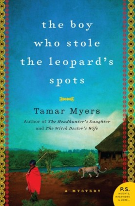 Boy Who Stole the Leopard's Spots