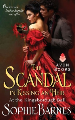 Scandal in Kissing an Heir