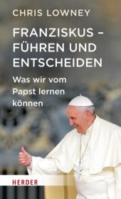 Franziskus - Führen und Entscheiden Cover