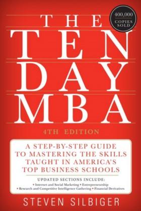 Ten-Day MBA 4th Ed.