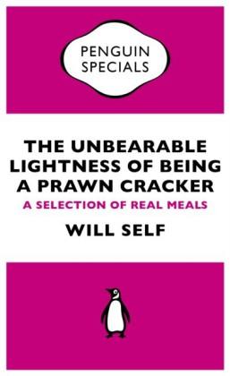 Unbearable Lightness of Being a Prawn Cracker