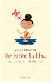 Der kleine Buddha und die Sache mit der Liebe Cover