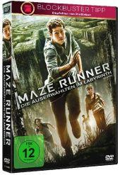 Maze Runner, 1 DVD Cover