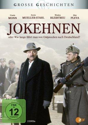 Jokehnen oder Wie lange fährt man von Ostpreußen nach Deutschland?, 2 DVDs