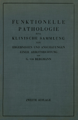 Funktionelle Pathologie