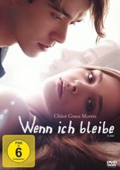 Wenn ich bleibe, 1 DVD Cover