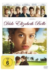 Dido Elizabeth Belle, 1 DVD Cover