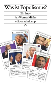 Was ist Populismus? Cover