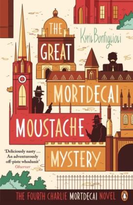 Great Mortdecai Moustache Mystery