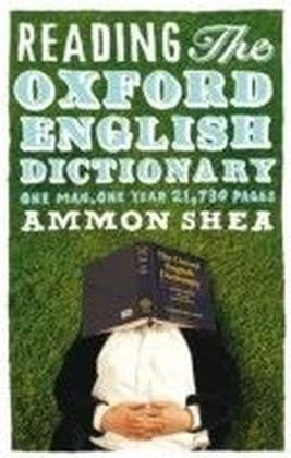 Reading the Oxford English Dictionary