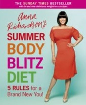 Anna Richardson's Summer Body Blitz Diet