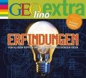Erfindungen - Von klugen Köpfen und ihren bahnbrechenden Ideen, 1 Audio-CD Cover
