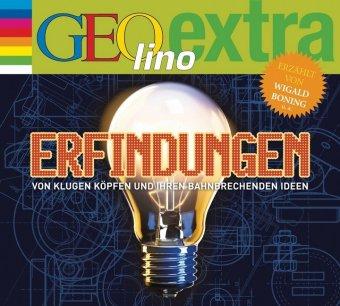 Erfindungen - Von klugen Köpfen und ihren bahnbrechenden Ideen, 1 Audio-CD