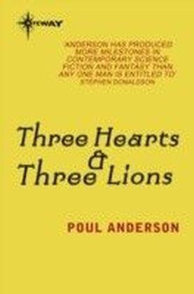 Three Hearts & Three Lions