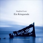 Ein Kriegsende, 1 Audio-CD Cover