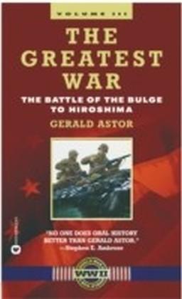 Greatest War - Volume III